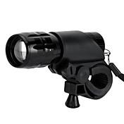 照明 LED懐中電灯 LED 500 ルーメン 3 モード LED 単四電池 焦点調整可 / 防水 / 耐衝撃性 / スーパーライト / ハイパワー / ミリタリー / 緊急 / スマールサイズキャンプ/ハイキング/ケイビング / 日常使用 / サイクリング / ワーキング