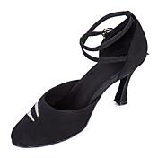 Zapatos de baile (Negro) - Moderno - No Personalizable - Tacón de estilete