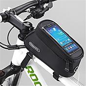 ROSWHEEL® Torba za bicikl 1.5LBike Frame Bag Vodootporni patent Otporno na vlagu Otporno na trešnju Podesan za nošenje Torba za biciklPVC
