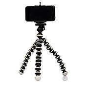 multifunción trípode 2-en-1 Estilo de pulpo para las cámaras digitales / iphone 4 / 4s / 5 / 5s / 5c / Samsung / HTC