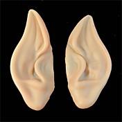 PVC pohádkový skřítek falešné elf uši halloween maska nová strana maska strašidelné halloween dekorace měkké zašpičatělé uši