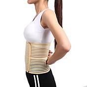 Fondo / Cintura Soporta Manual Shiatsu Ayuda a perder peso / Relajación abdominal post parto / Soporta / Mantiene abrigado Voz Tejido
