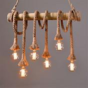Lámparas Colgantes ,  Tradicional/Clásico Rústico/Campestre Cosecha Retro Campestre Otros Característica for Mini Estilo MetalSala de