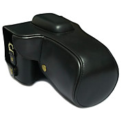 SLR-バッグ用-ワンショルダー-防塵-ブラック