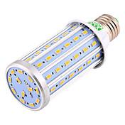 ywxlight® 25W E26 / E27 LED svjetla 72 SMD 5730 2000-2200lm toplo / hladno bijela ac 85-265v
