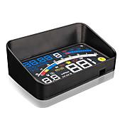 2016 4e 5,5 Head Up Display HUD OBD II EOBD proyector de combustible del coche auto-adaptable, etc parámetros de alerta de exceso de