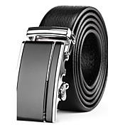 Hombre Cuero Cinturón de Cintura Fiesta / Trabajo Todas las Temporadas