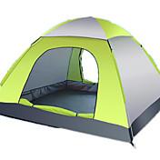 3 a 4 Personas Colchoneta de Camping Colchoneta de dormir Colchoneta de Picnic Tienda Refugio y Toldo de Camping Triple Carpa para camping
