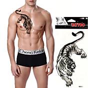 5pcs Tetovací nálepky Zvířecí řada Non Toxic / WaterproofDámské / Pánské / Dospělý / Dospívající Flash Tattoo dočasné tetování