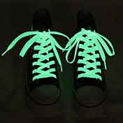 LED Light Up 布 のために 靴紐 Others ブルー / イエロー / グリーン / ピンク / ホワイト