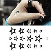 1 Tatuajes Adhesivos Series de AnimalBebé / Niños / Mujer / Hombre flash de tatuaje Los tatuajes temporales