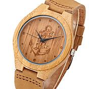 Pánské Dámské Sportovní hodinky Vojenské hodinky Hodinky k šatům Módní hodinky Náramkové hodinky Unikátní Creative hodinky Hodiny Dřevo