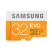 Samsung 32GB Tarjeta TF tarjeta Micro SD tarjeta de memoria UHS-1 Clase 10 EVO