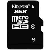 Kingston 8 GB TF karty Micro SD karta Paměťová karta Class4