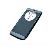 のために LGケース ウィンドウ付き / メッキ仕上げ ケース フルボディー ケース ソリッドカラー ハード アクリル LG LG G4