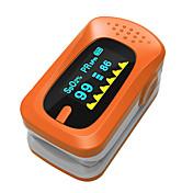オレンジ - 指先パルスオキシメータのSpO2心拍数モニターをSPortguard