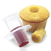 Agujero de la torta fabricante de pasteles Cream Decoration Creador