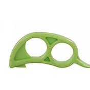 1 piezas Pelador y del rallador For de las frutas Plástico Múltiples Funciones / Alta calidad