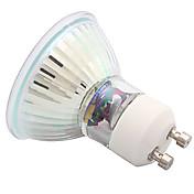 4W GU10 Focos LED MR16 15 SMD 2835 300 lm Blanco Cálido AC 85-265 V 5 piezas
