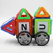 磁石玩具 64 小品 MM 磁石玩具 ブロックおもちゃ ジグソーパズル 磁気ブロック エグゼクティブおもちゃ パズルキューブ ギフトのため
