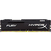 Kingston RAM 8GB DDR4の2400MHzの デスクトップメモリ Fury HyperX PNP