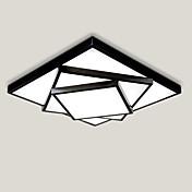 Montage de Flujo ,  Moderno / Contemporáneo Tradicional/Clásico Pintura Característica for LED MetalSala de estar Dormitorio Habitación