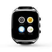 Ordro SW51 de doble núcleo Android 5.1 bluetooth monitor de frecuencia cardíaca 8gb rom reloj inteligente 3G