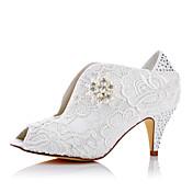 Cipele na petu Proljeće Ljeto Jesen Udobne cipele Til Vjenčanje Formalne prilike Zabava i večer Stožasta potpetica Slonovača