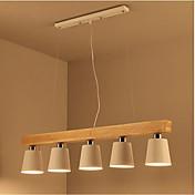 Privjesak Svjetla ,  Traditional/Classic Painting svojstvo for Mini Style MetalLiving Room Bedroom Dining Room Study Room/Office Dječja