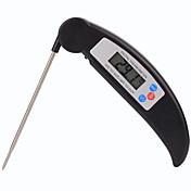 折りたたみインスタント読み調理温度計デジタル食品肉用温度計を高性能