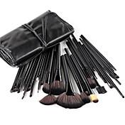 Set de 32 Piezas de Pinceles Profesionales para Maquillaje