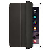のために スタンド付き オートオン/オフ フリップ 折りたたみ式 ケース フルボディー ケース ソリッドカラー ハード PUレザー のために Apple iPad(2017) iPad Pro 9.7''