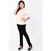 ジーンズ女性のズボン2017春の新しいスリム薄い大きなヤード脂肪mm黒のジーンズの子供
