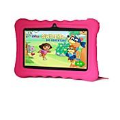 7 pulgadas Los niños de la tableta (Android 4.4 1024*600 Quad Core 512MB RAM 16GB ROM)
