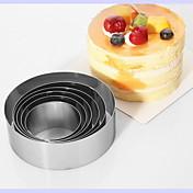 ベーキングモールド Friut ケーキのための ステンレス DIY