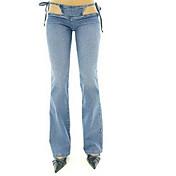 レディース ストリートファッション ローライズ スリム マイクロエラスティック ジーンズ パンツ ゼブラプリント