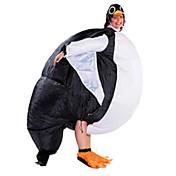 Disfraces de Cosplay Disfraz inflable Accesorios de Halloween Baile de Máscaras Cosplay Cosplay de películas Leotardo/Pijama Mono