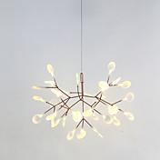 Lámparas Araña ,  Moderno / Contemporáneo Pintura Característica for LED Metal Sala de estar Dormitorio Vestíbulo Habitación de Juego Hall