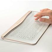 bastron透明なタッチガラスキーボードのタッチパッドマウス機能ジェスチャー
