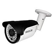Hosafe® 2mb8p 2.0mp 1080p impermeable cámara ip al aire libre con poe / 36-ir-led / detección de movimiento