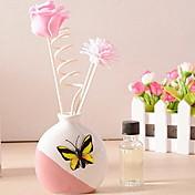 Blomst/Botanik Keramisk Moderne / Nutidig,Gaver Dekorativt tilbehør
