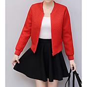 レディース カジュアル/普段着 春 夏 シャツ スカート スーツ,ストリートファッション ホルター ゼブラプリント 長袖