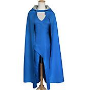 ワンピース/ドレス コスプレ衣装 クローク コスプレ 映画コスプレ ドレス 多くのアクセサリー ハロウィーン 女性用