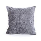 1 PC Lino Felpilla Funda de almohada