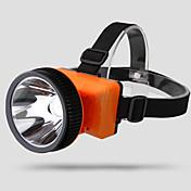 YAGE ヘッドランプ LED ルーメン 2 モード LED その他 調光可能 充電式 小型 緊急 キャンプ/ハイキング/ケイビング 日常使用 サイクリング 狩猟 多機能 登山 屋外