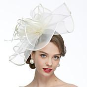 ネット かぶと-結婚式 パーティー ヘッドドレス ハット バードケージベール 1個