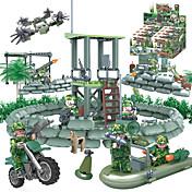 Bloques de Construcción Juguete Educativo Para regalo Bloques de Construcción Tanque De Combate 6 años de edad en adelante Juguetes