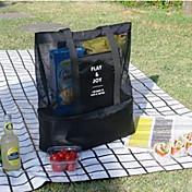 Bolsa de Viaje Organizador para Maletas Bolso de Viaje picnic Bag Acampada y Senderismo Portátil Mantiene abrigado Aislado Plegable para