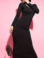 lange schwarze kleider alle 5000 produkte unter ansehen lange schwarze. Black Bedroom Furniture Sets. Home Design Ideas
