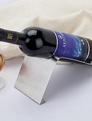 stol centerpieces nehrđajućeg čelika vina držač boca tablice deocrations